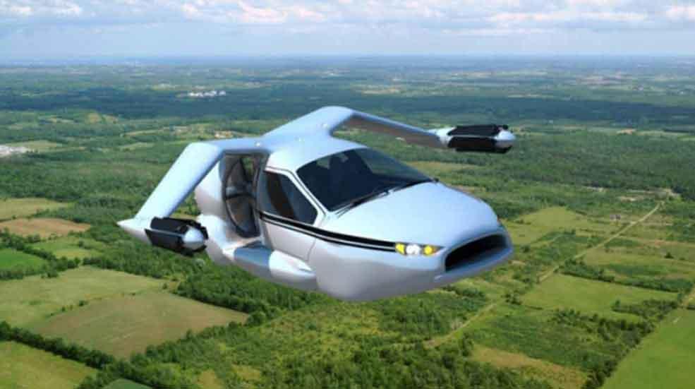 Uber y Airbus apuestan por el taxi aéreo autónomo