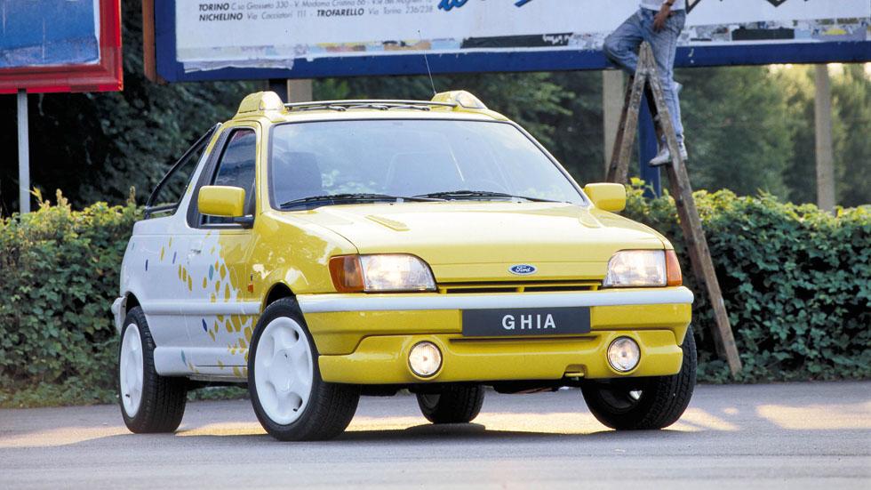El Ford Fiesta y sus increíbles prototipos