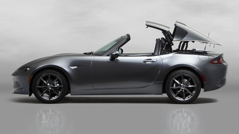 Mazda MX-5 RF, ya se puede comprar el Miata más exclusivo