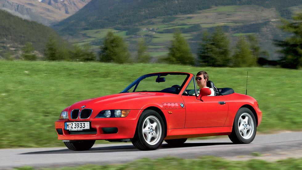Coches para el recuerdo: BMW Z3