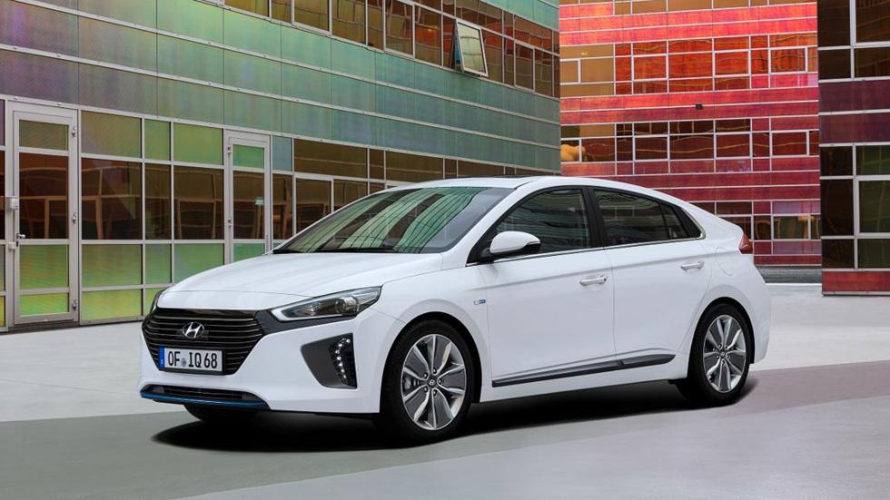 """Hyundai Ioniq: ya tiene precios... y son """"de guerra"""""""