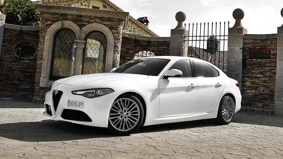 Alfa Romeo Giulia 2.2 Diesel: probamos la berlina de moda