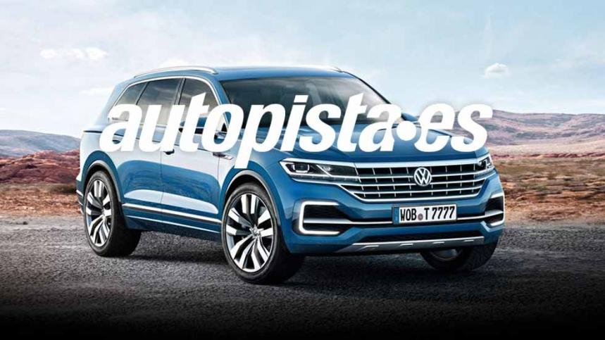 Nuevo Volkswagen Touareg 2017... y sus rivales SUV