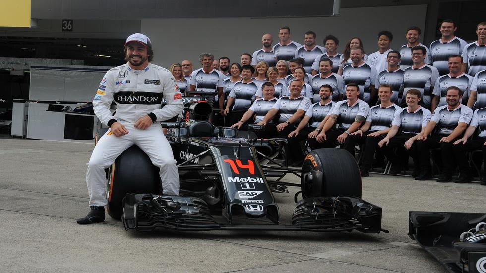 Gran Premio de Japón: Alonso entre los diez primeros