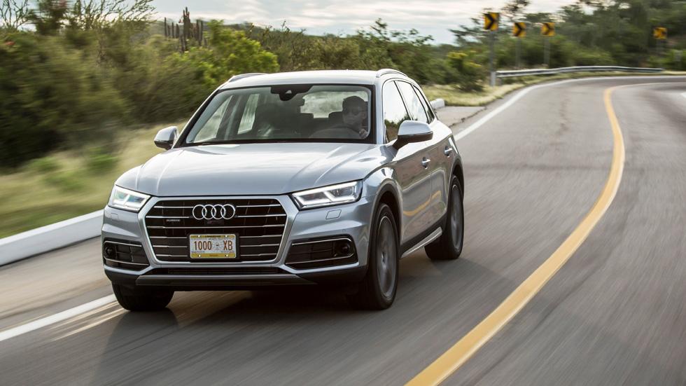 Audi Q5 2017: a prueba el nuevo SUV premium