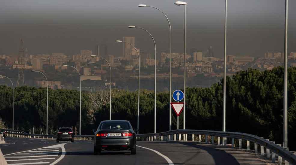 Madrid restringirá el tráfico en el centro en 2018