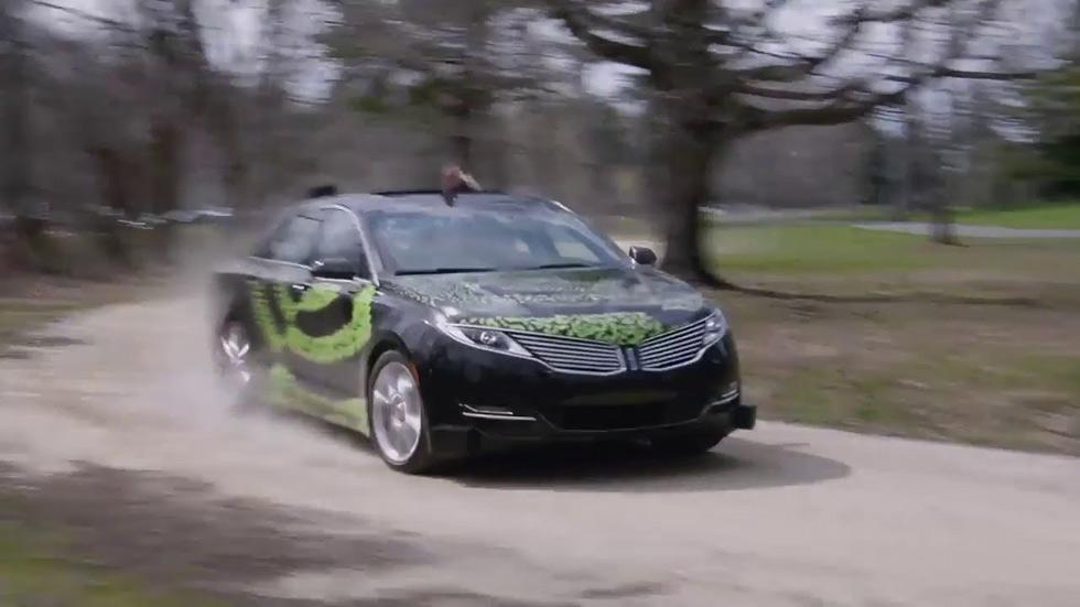 El coche autónomo de Nvidia que no sigue las reglas