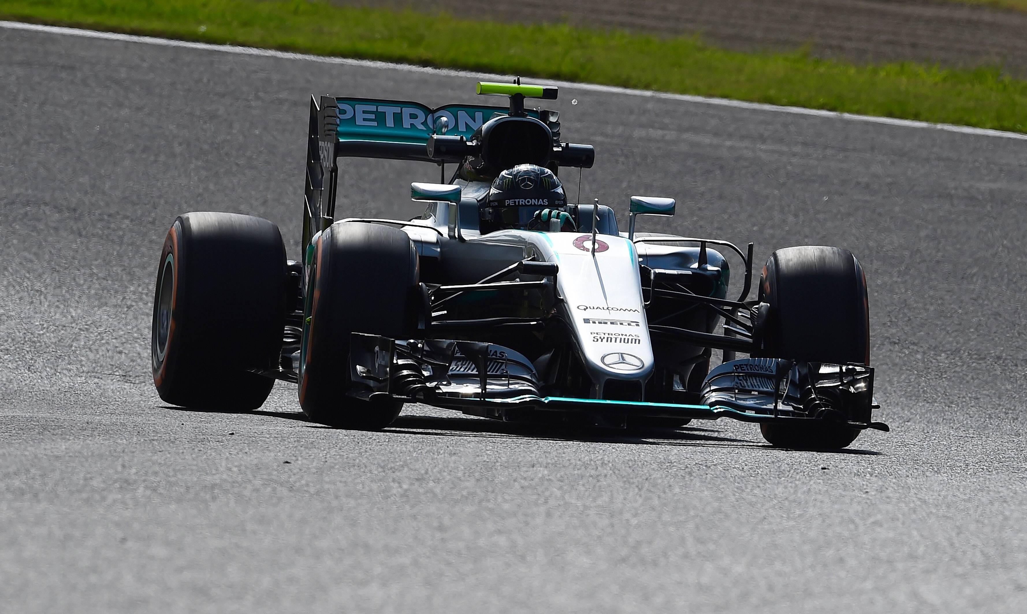 Gran Premio de Japón de F1: 3ª sesión de entrenamientos libres