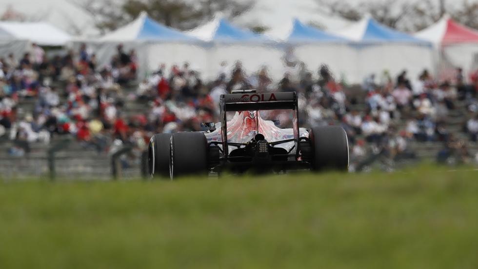 Gran Premio de Japón: Sainz muy decepcionado en la calificación