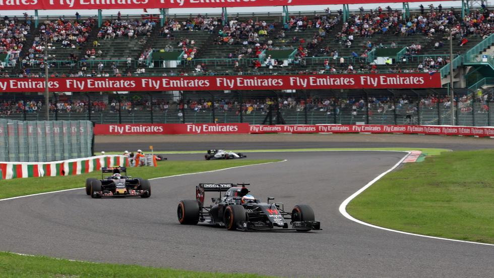 Gran Premio de Japón: Le faltó velocidad a Alonso en carrera