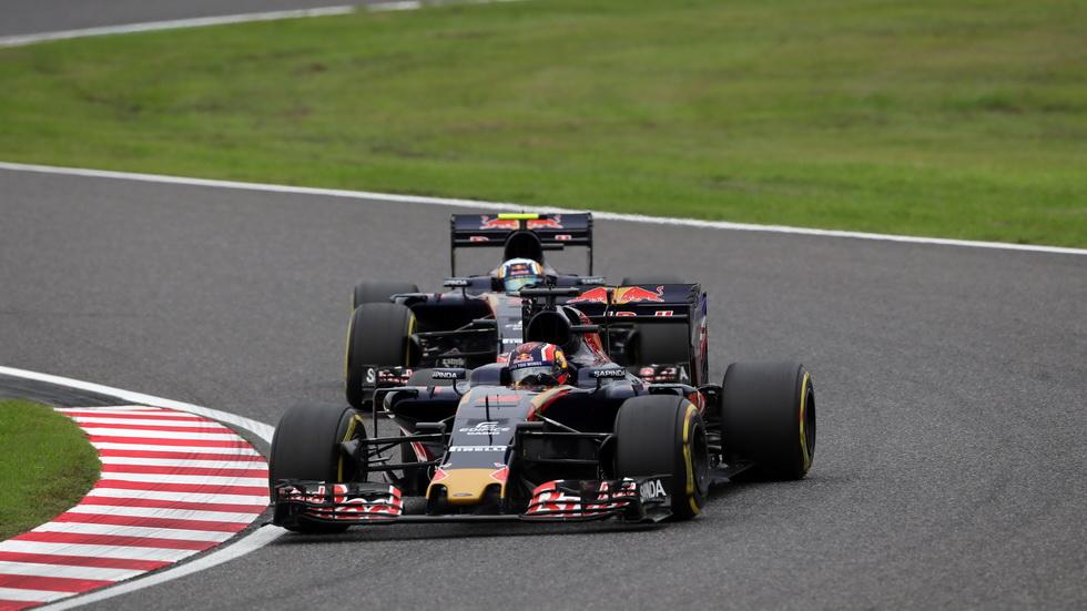 Gran Premio de Japón: Sainz se clasificó decimoséptimo