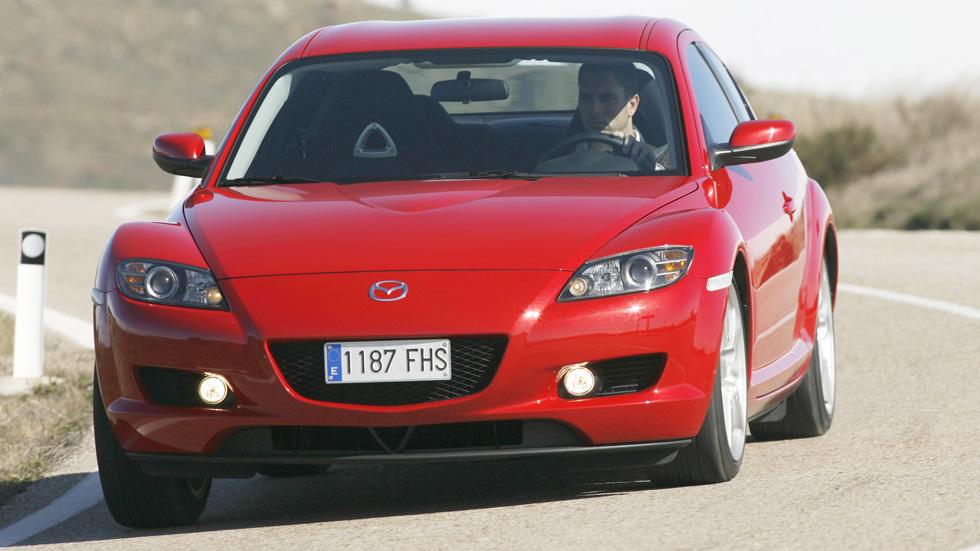 Mazda RX-8 de segunda mano: desde ¡menos de 6.000 euros!
