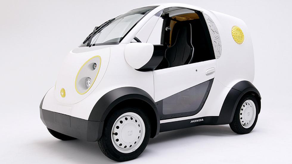 Honda y Kabuku lanzan un vehículo impreso en 3D