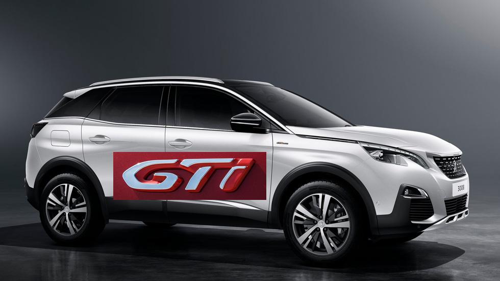 Nuevo Peugeot 3008: ¿también con versión GTI?