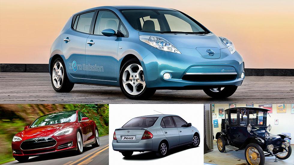 Los 10 coches ecológicos más influyentes en la historia del automóvil