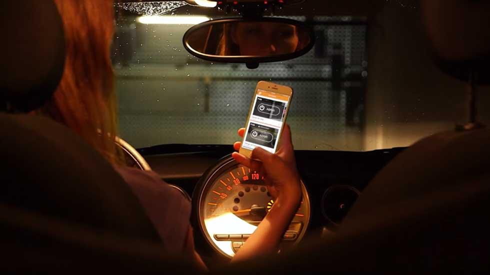 Parkingdoor: todo el control de la puerta de tu garaje, desde el móvil
