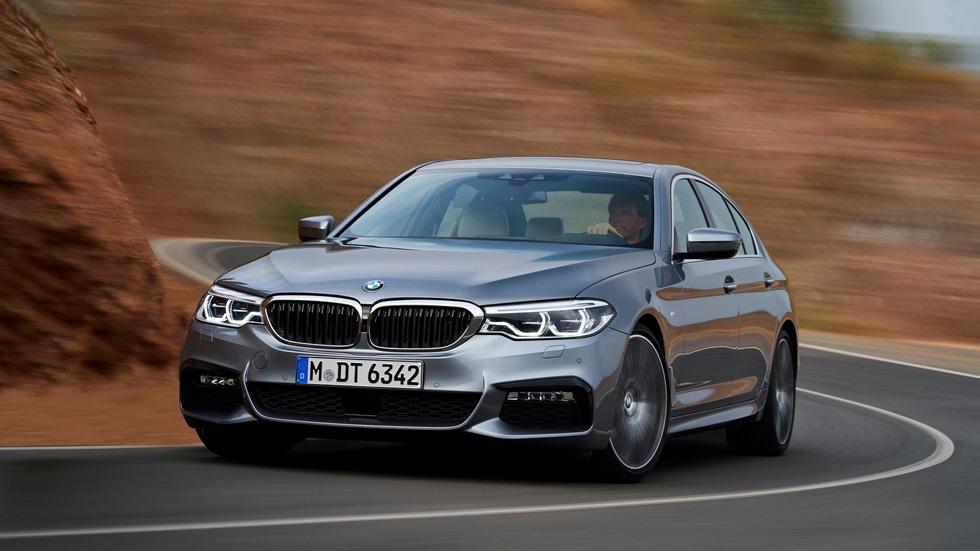 BMW Serie 5 2017: todos sus datos y fotos oficiales