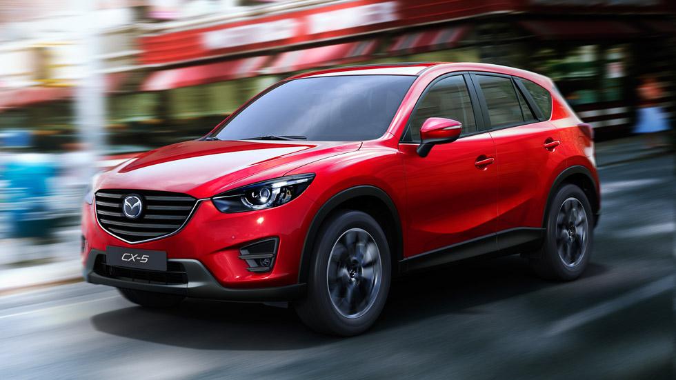 Mazda CX-5 Black Tech Edition: más equipamiento e imagen a mejor precio