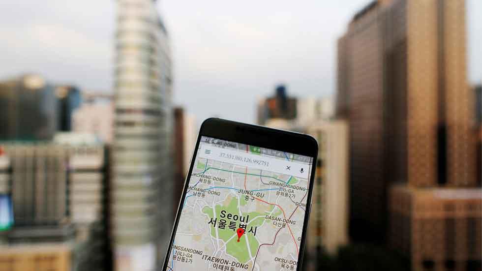 ¿Cómo sabe Google Maps el estado del tráfico en las ciudades?