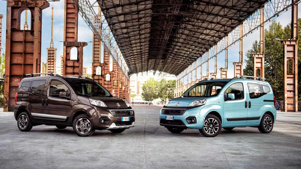 Fiat Qubo 2017, nuevo diseño y más equipamiento