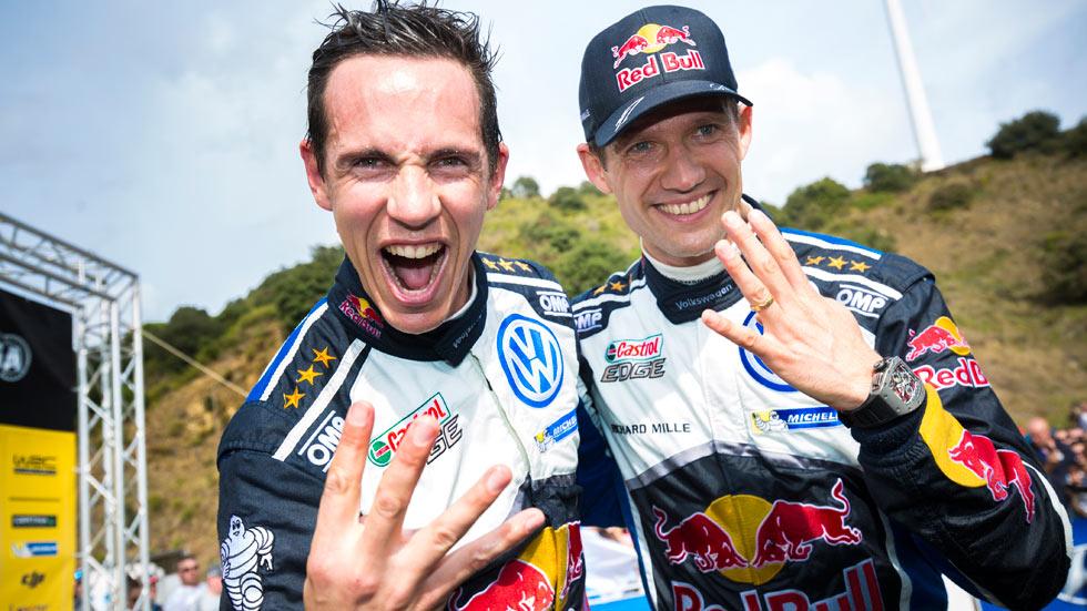 Mundial de Rallyes 2016: Ogier se proclama campeón en España