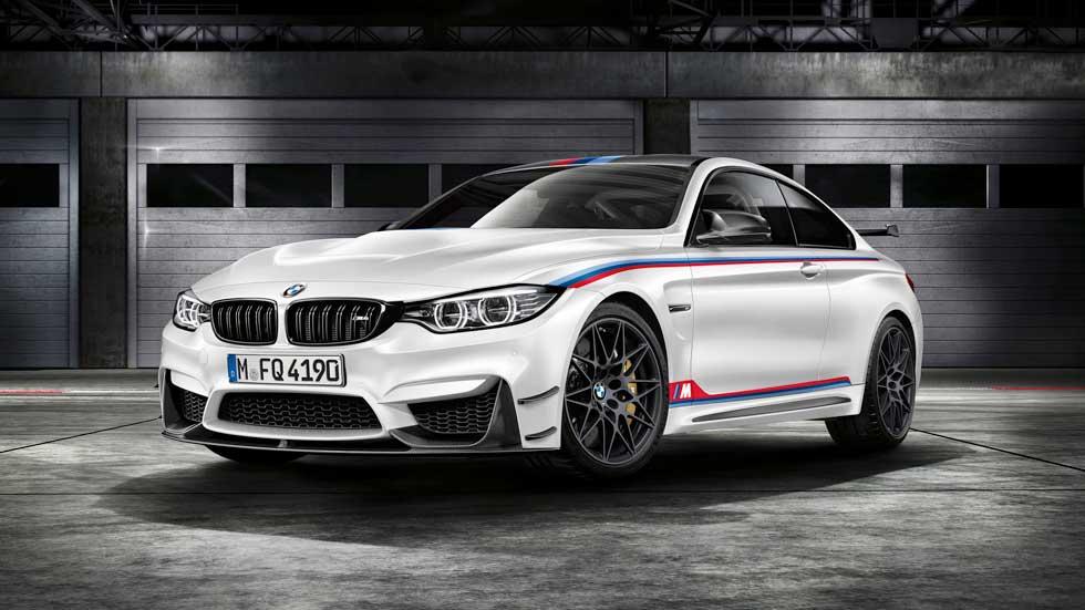 BMW M4 DTM Champion Edition 2016: tributo al campeón del DTM