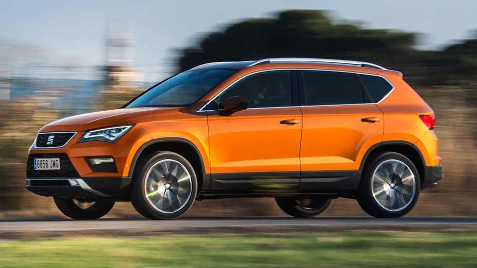 Seat Ateca: la conectividad del SUV de moda, en 5 claves