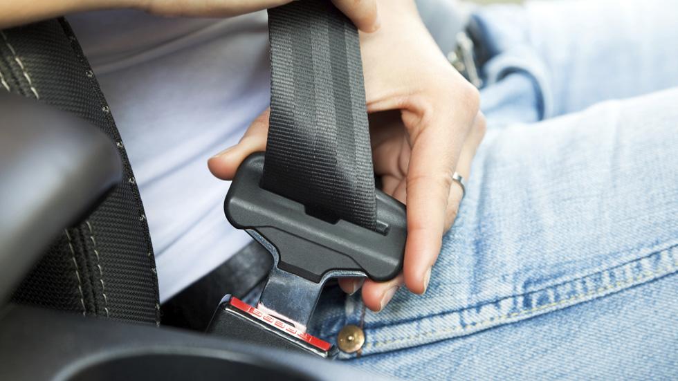 ¿Dónde están las cámaras que vigilan el uso del cinturón?