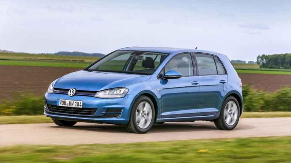 Los 20 coches más vendidos en Europa (fotos)