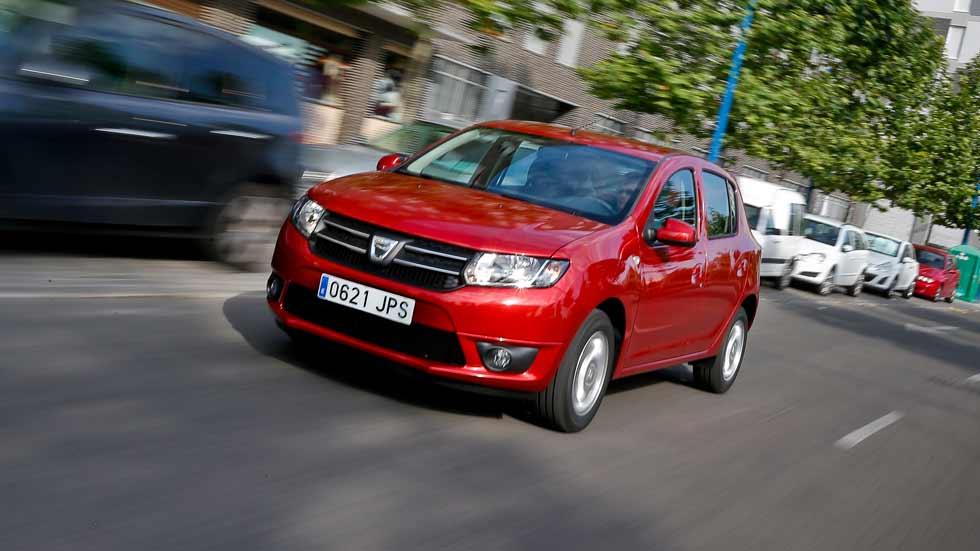 Dacia Sandero dCi 90 Easy-R: a prueba el coche Diesel y automático más barato