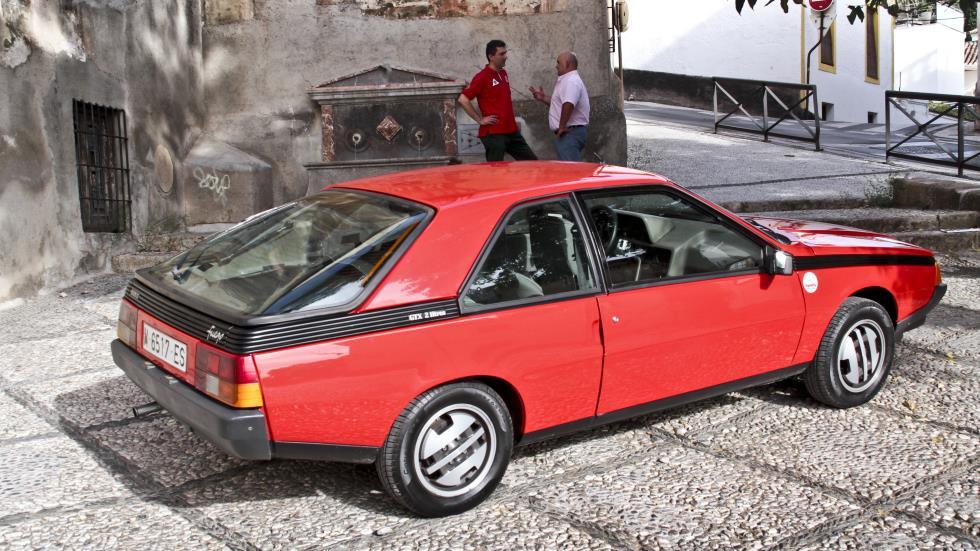 La historia del Renault Fuego: probamos el mítico deportivo coupé de los 80