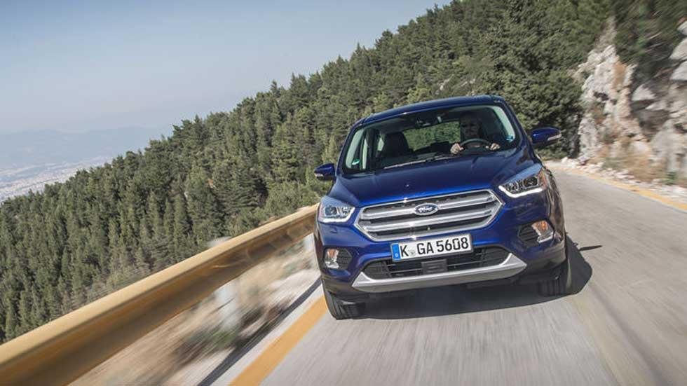 Ford Kuga 2017, novedades y precios para España