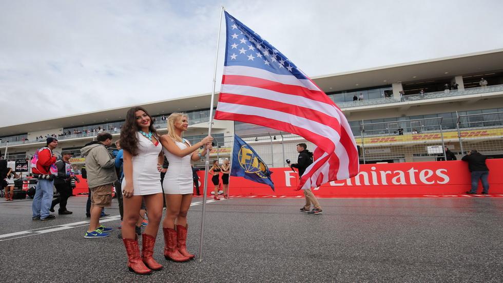 Gran Premio de USA de F1: los números del Circuito de las Américas
