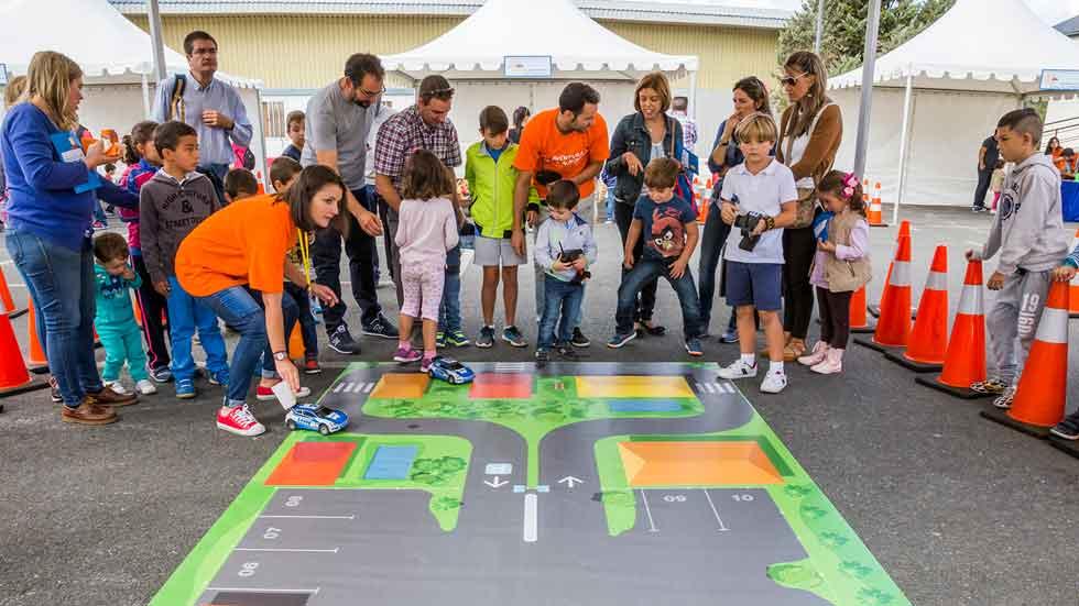 El videojuego de Abertis con el que tus hijos se convertirán en expertos en seguridad vial
