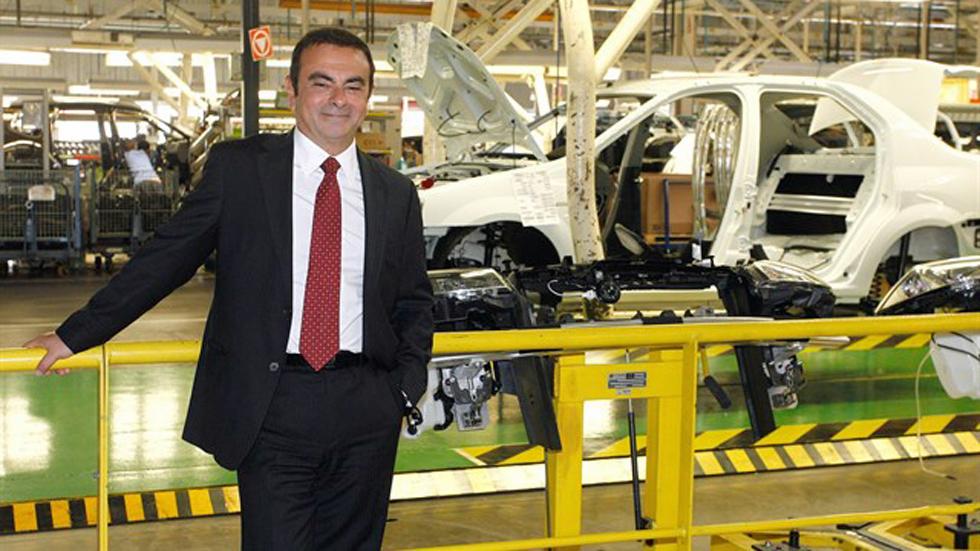 Mitsubishi Motors tendrá nuevo presidente: Carlos Ghosn