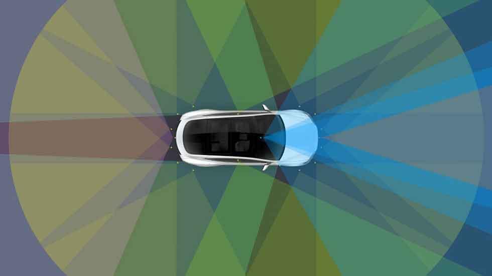 Los futuros coches de Tesla sí se conducirán solos