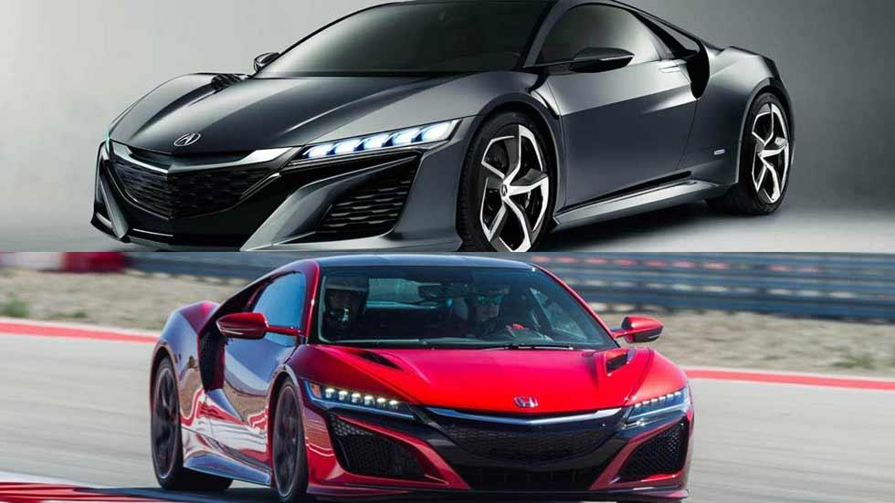 """Los coches de calle que son """"clavados"""" a sus prototipos"""