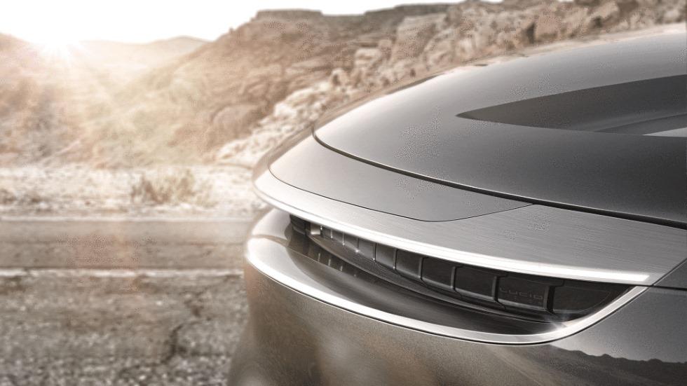 Atieva cambia de nombre a Lucid Motors, un nuevo rival de Tesla