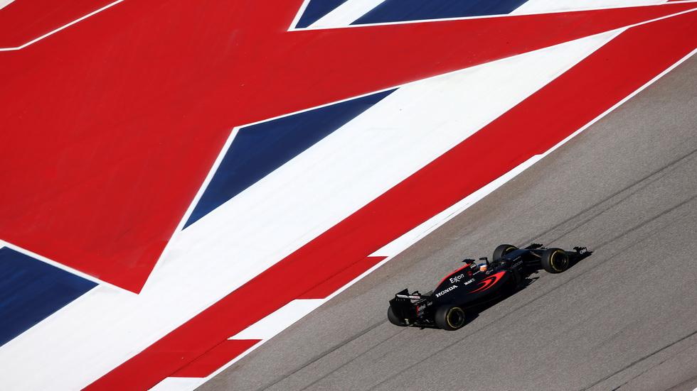 Gran Premio de USA: Alonso se clasificó entre los diez primeros