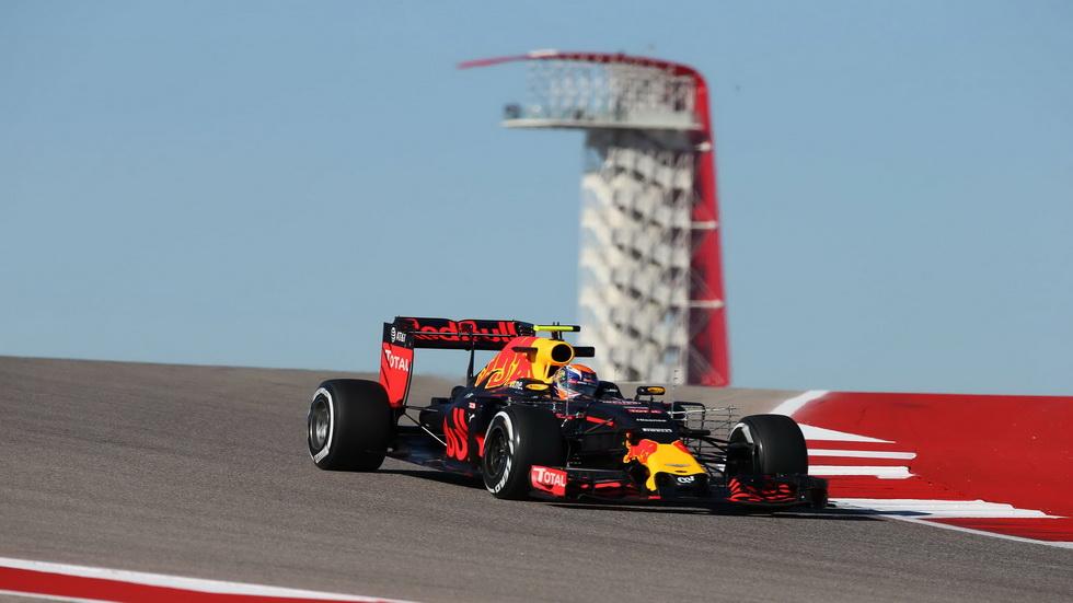 Gran Premio de USA: Tercera sesión entrenamientos libres