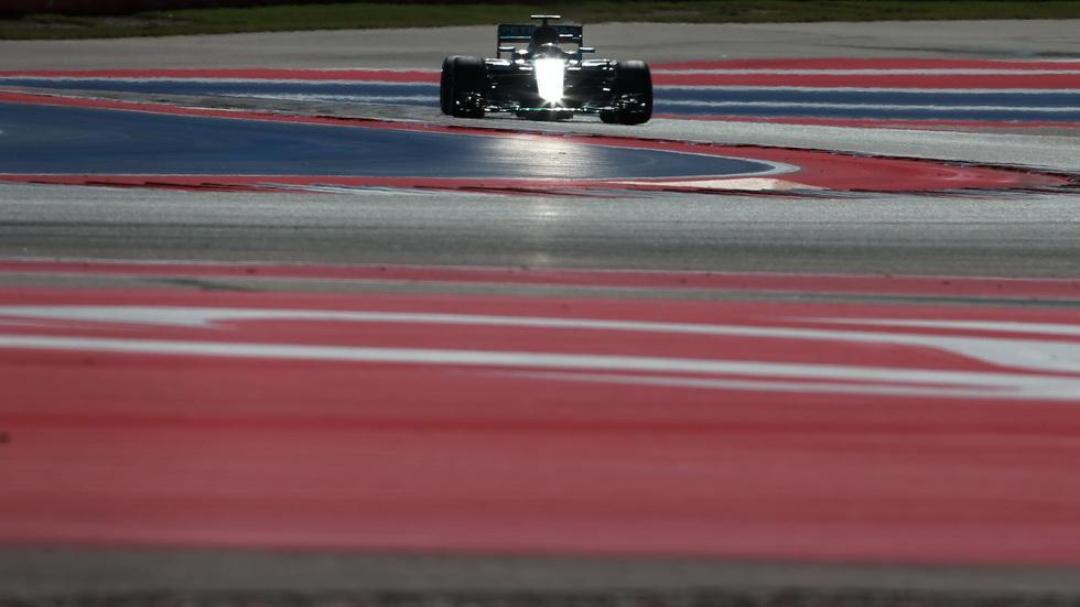 Gran Premio de USA: Calificación
