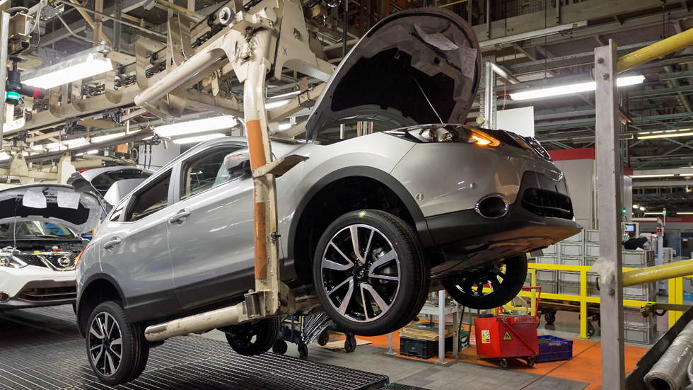 El Nissan Qashqai podría dejar de producirse en Reino Unido por el Brexit