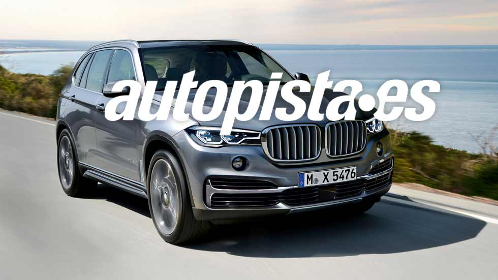 Revista Autopista 2980: BMW X5 2017, así será el nuevo SUV