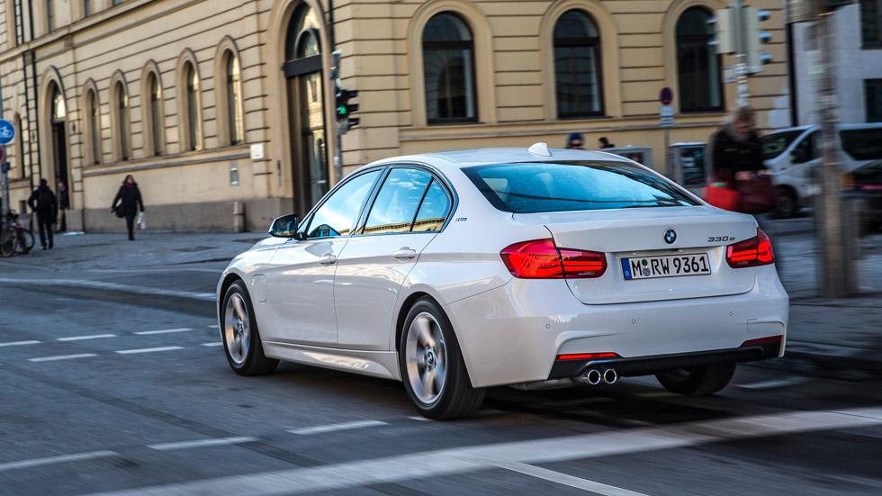 BMW 330e: a prueba un Serie 3 muy deportivo y eficiente
