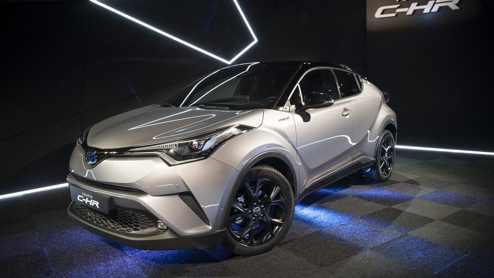 Toyota C-HR Launch Edition: agotadas todas las unidades