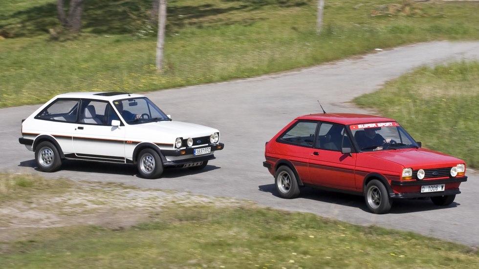 Coches para el recuerdo: Ford Fiesta Super Sport y XR2