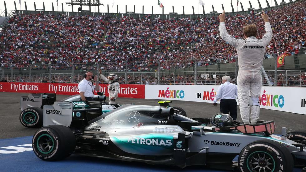 Gran Premio de México: Estadísticas