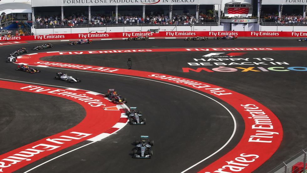 Gran Premio de México de F1: horarios de entrenamientos y carrera