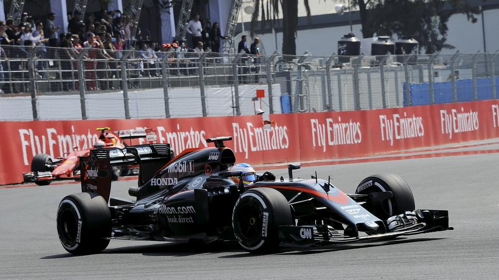 Gran Premio de México: Alonso correrá por segunda vez en el Hermanos Rodríguez