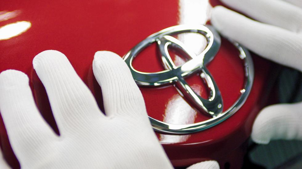Toyota llama a revisión a más de 81.000 coches en España
